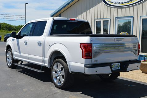 2016 Ford F-150 Limited in Alexandria, Minnesota