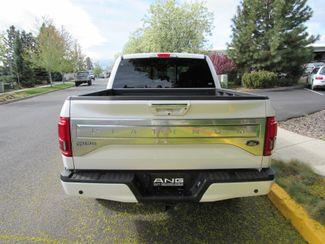 2016 Ford F-150 Platinum SuperCrew 4x4 Bend, Oregon 2