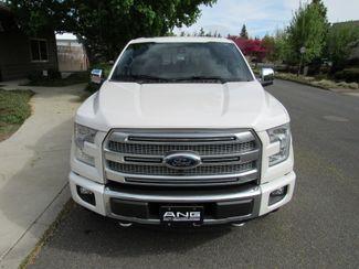 2016 Ford F-150 Platinum SuperCrew 4x4 Bend, Oregon 4