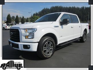 2016 Ford 4wd Ecoboost F-150 SUPERCREW XLT SPORT *LOADED* Burlington, WA