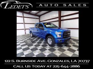 2016 Ford F-150 in Gonzales Louisiana