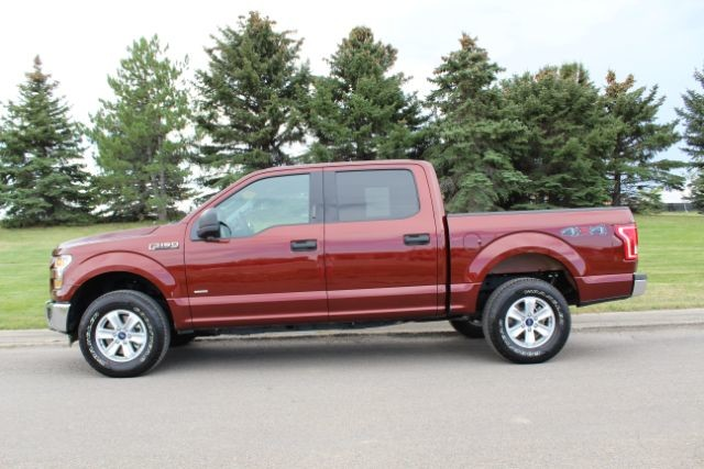 2016 Ford F-150 XL SuperCrew 55-ft Bed 4WD  city MT  Bleskin Motor Company   in Great Falls, MT
