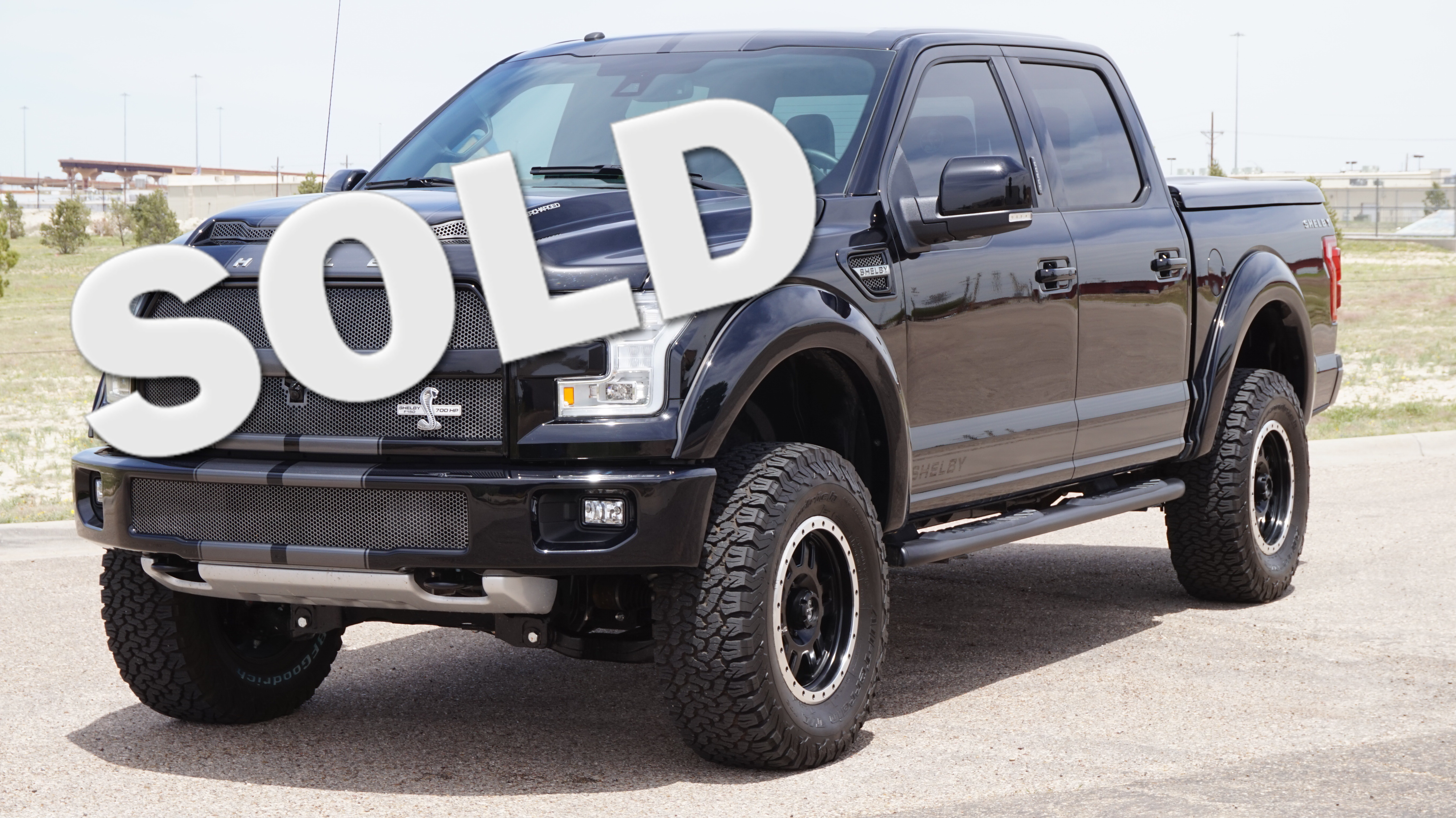 2016 Ford Shelby F-150