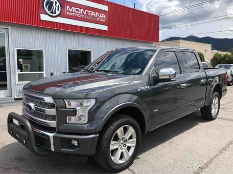 2016 Ford F-150 Platinum in