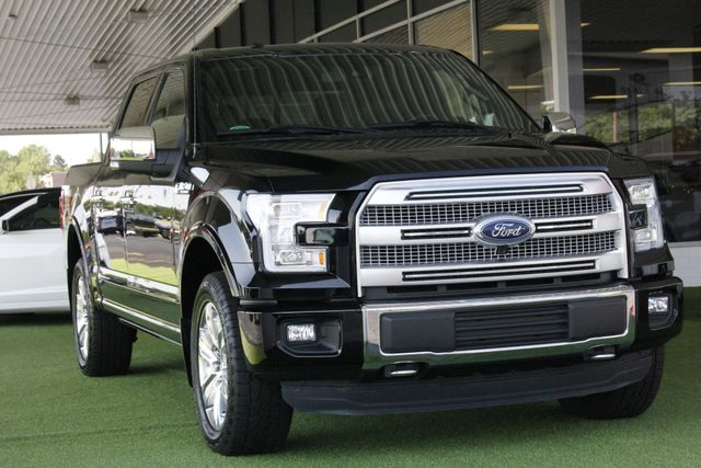 2016 Ford F-150 Platinum LUXURY SuperCrew 4x4 - TECH PKG! Mooresville , NC 27