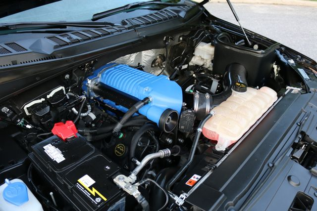 2016 Ford F-150 Platinum/Shelby 700 hp Mooresville, North Carolina 86