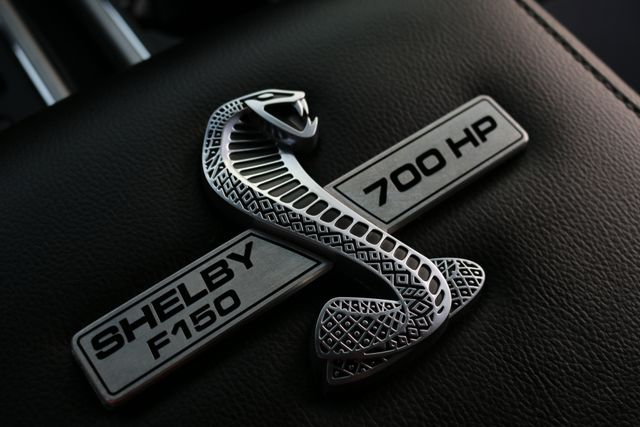 2016 Ford F-150 Platinum/Shelby 700 hp Mooresville, North Carolina 73
