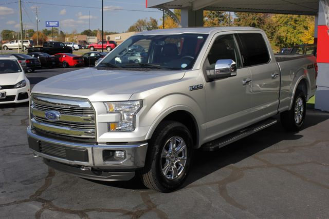 2016 Ford F-150 Lariat SuperCrew 4x4 - NAV - TWIN SUNROOFS! Mooresville , NC 25