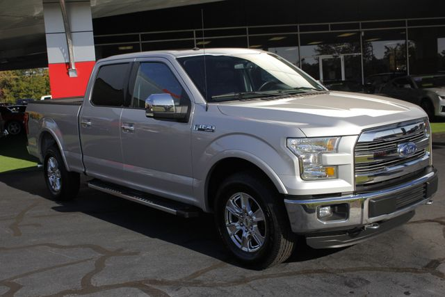 2016 Ford F-150 Lariat SuperCrew 4x4 - NAV - TWIN SUNROOFS! Mooresville , NC 24