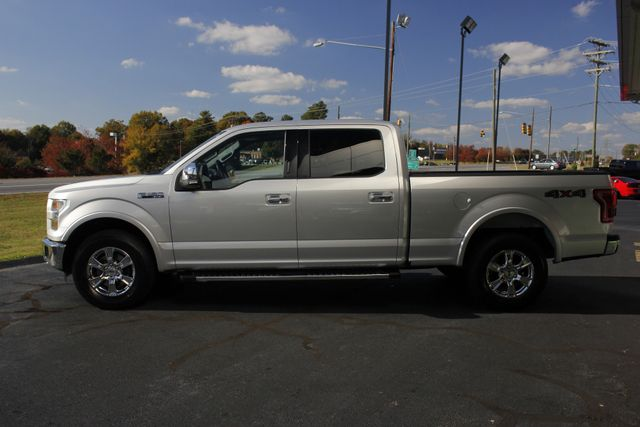 2016 Ford F-150 Lariat SuperCrew 4x4 - NAV - TWIN SUNROOFS! Mooresville , NC 15