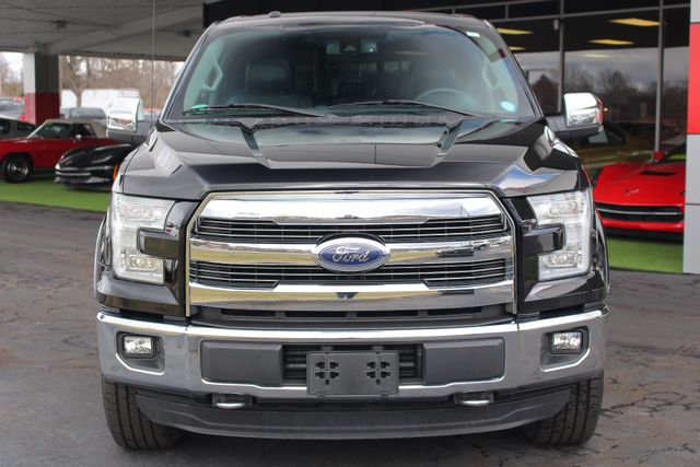 2016 Ford F-150 LARIAT LUXURY SuperCrew 4x4 FX4 - SUNROOFS! Mooresville , NC 18