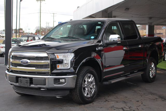 2016 Ford F-150 LARIAT LUXURY SuperCrew 4x4 FX4 - SUNROOFS! Mooresville , NC 21