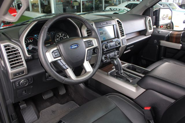 2016 Ford F-150 LARIAT LUXURY SuperCrew 4x4 FX4 - SUNROOFS! Mooresville , NC 32