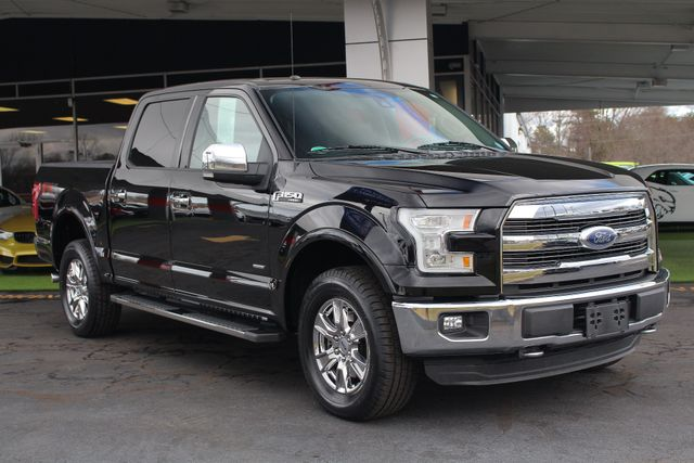 2016 Ford F-150 LARIAT LUXURY SuperCrew 4x4 FX4 - SUNROOFS! Mooresville , NC 20