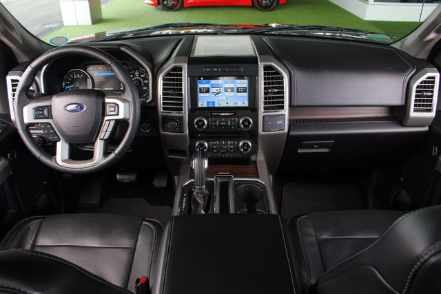 2016 Ford F-150 LARIAT LUXURY SuperCrew 4x4 FX4 - SUNROOFS! Mooresville , NC 31
