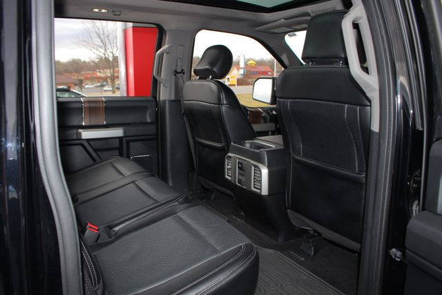 2016 Ford F-150 LARIAT LUXURY SuperCrew 4x4 FX4 - SUNROOFS! Mooresville , NC 47