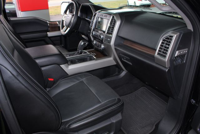 2016 Ford F-150 LARIAT LUXURY SuperCrew 4x4 FX4 - SUNROOFS! Mooresville , NC 33