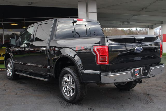 2016 Ford F-150 LARIAT LUXURY SuperCrew 4x4 FX4 - SUNROOFS! Mooresville , NC 27