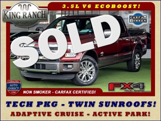 2016 Ford F-150 King Ranch LUXURY EDITION SuperCrew 4x4 FX4 Mooresville , NC