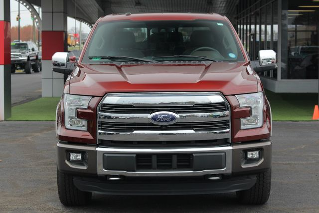 2016 Ford F-150 King Ranch LUXURY EDITION SuperCrew 4x4 FX4 Mooresville , NC 18