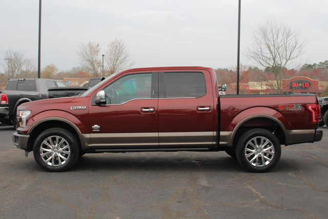 2016 Ford F-150 King Ranch LUXURY EDITION SuperCrew 4x4 FX4 Mooresville , NC 17