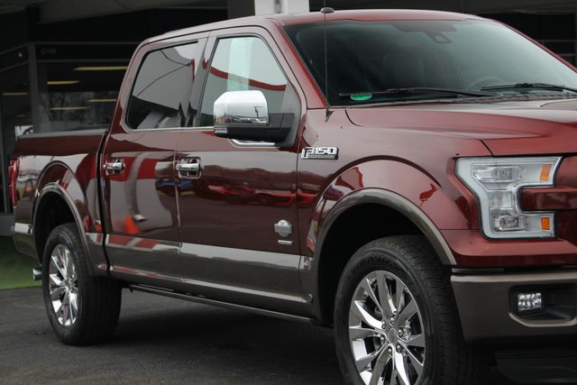 2016 Ford F-150 King Ranch LUXURY EDITION SuperCrew 4x4 FX4 Mooresville , NC 25