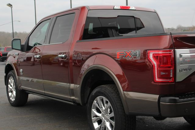 2016 Ford F-150 King Ranch LUXURY EDITION SuperCrew 4x4 FX4 Mooresville , NC 30