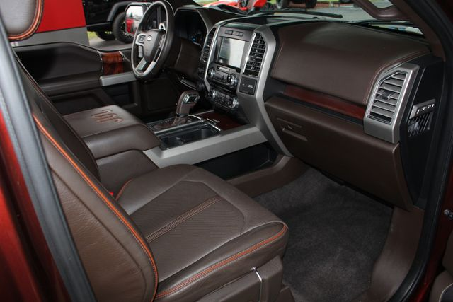 2016 Ford F-150 King Ranch LUXURY EDITION SuperCrew 4x4 FX4 Mooresville , NC 37