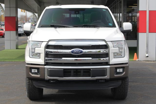 2016 Ford F-150 King Ranch LUXURY EDITION SuperCrew 4x4 FX4 Mooresville , NC 16
