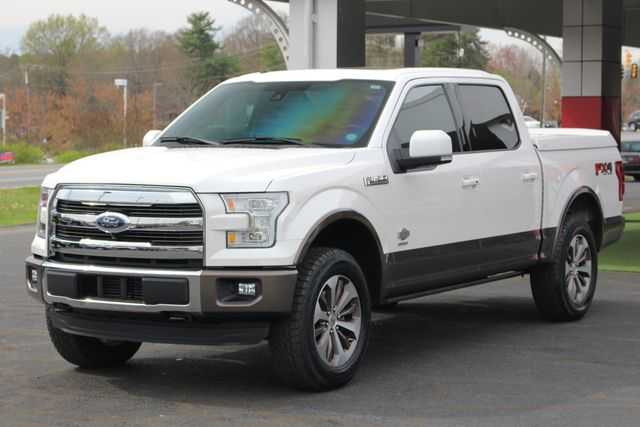 2016 Ford F-150 King Ranch LUXURY EDITION SuperCrew 4x4 FX4 Mooresville , NC 24
