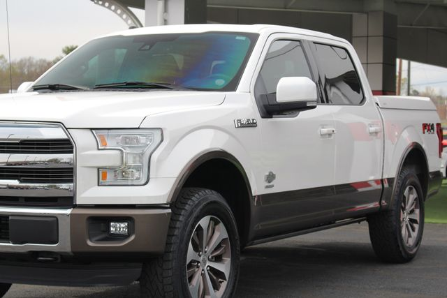 2016 Ford F-150 King Ranch LUXURY EDITION SuperCrew 4x4 FX4 Mooresville , NC 28