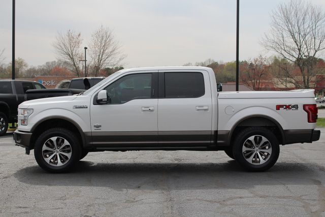 2016 Ford F-150 King Ranch LUXURY EDITION SuperCrew 4x4 FX4 Mooresville , NC 15