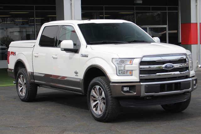 2016 Ford F-150 King Ranch LUXURY EDITION SuperCrew 4x4 FX4 Mooresville , NC 23