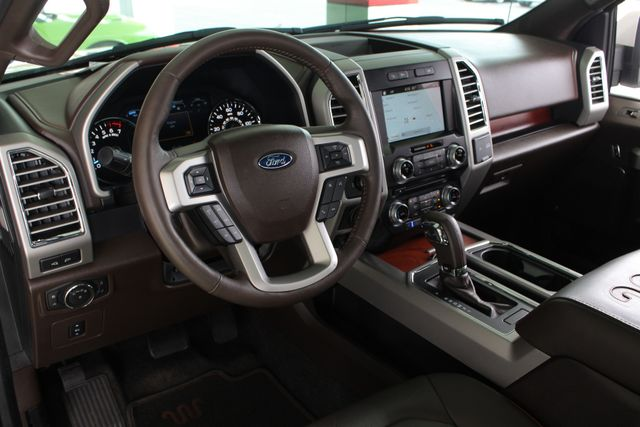 2016 Ford F-150 King Ranch LUXURY EDITION SuperCrew 4x4 FX4 Mooresville , NC 34