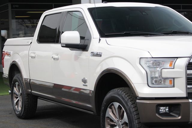 2016 Ford F-150 King Ranch LUXURY EDITION SuperCrew 4x4 FX4 Mooresville , NC 27