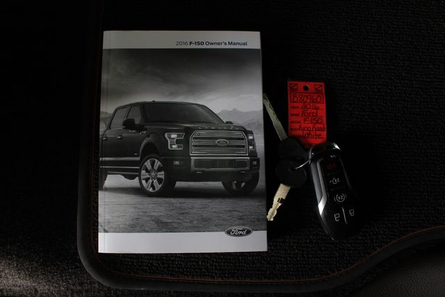 2016 Ford F-150 King Ranch LUXURY EDITION SuperCrew 4x4 FX4 Mooresville , NC 19