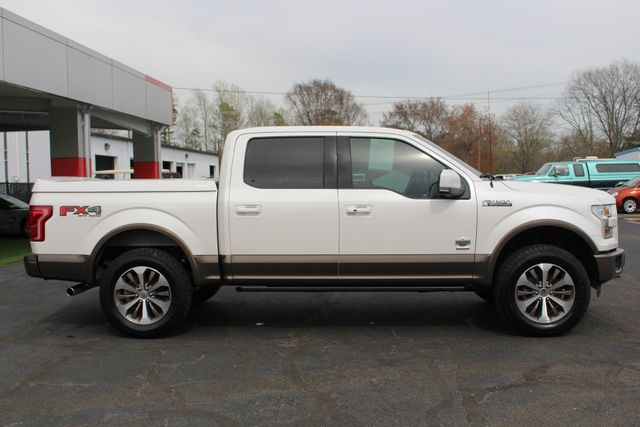 2016 Ford F-150 King Ranch LUXURY EDITION SuperCrew 4x4 FX4 Mooresville , NC 14