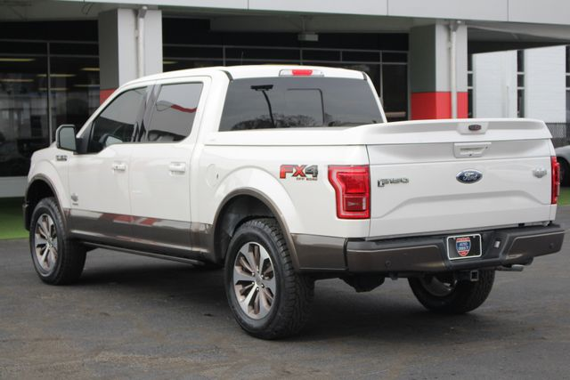 2016 Ford F-150 King Ranch LUXURY EDITION SuperCrew 4x4 FX4 Mooresville , NC 26