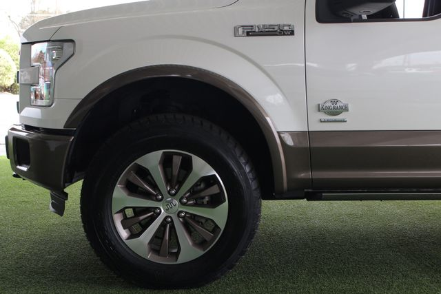 2016 Ford F-150 King Ranch LUXURY EDITION SuperCrew 4x4 FX4 Mooresville , NC 21