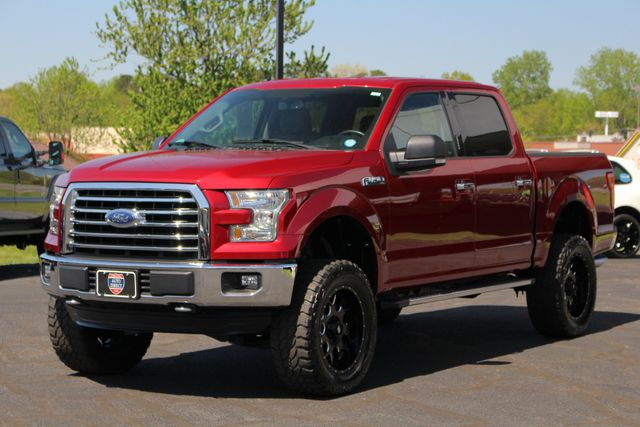 2016 Ford F-150 XLT LUXURY SuperCrew 4x4 - LIFTED - EXTRA$! Mooresville , NC 22