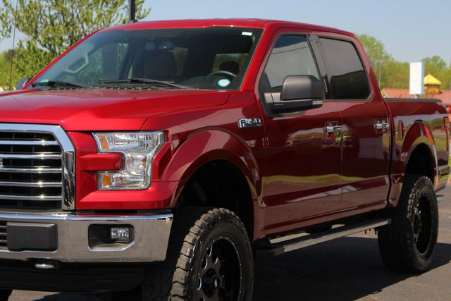 2016 Ford F-150 XLT LUXURY SuperCrew 4x4 - LIFTED - EXTRA$! Mooresville , NC 24