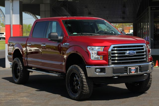 2016 Ford F-150 XLT LUXURY SuperCrew 4x4 - LIFTED - EXTRA$! Mooresville , NC 21