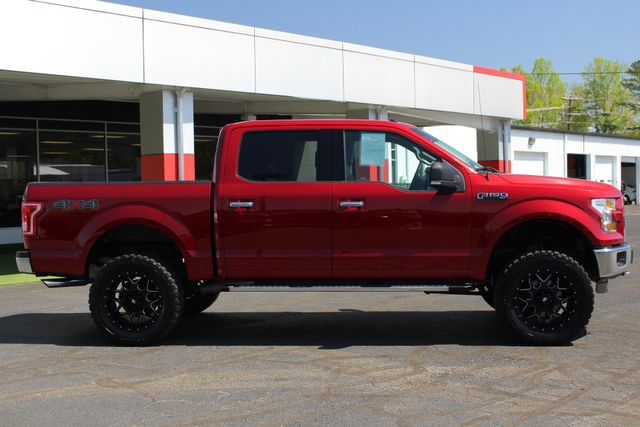 2016 Ford F-150 XLT LUXURY SuperCrew 4x4 - LIFTED - EXTRA$! Mooresville , NC 12