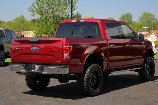2016 Ford F-150 XLT LUXURY SuperCrew 4x4 - LIFTED - EXTRA$! Mooresville , NC 25