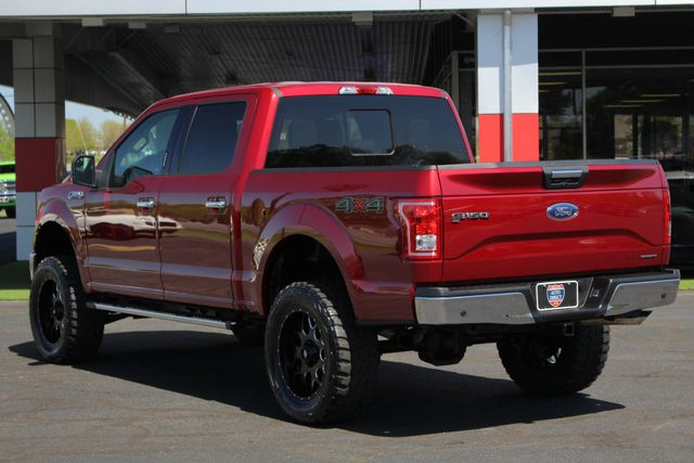 2016 Ford F-150 XLT LUXURY SuperCrew 4x4 - LIFTED - EXTRA$! Mooresville , NC 26
