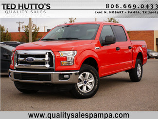 2016 Ford F-150 XLT Pampa, Texas