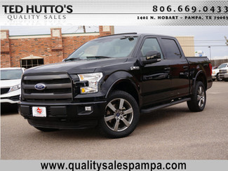 2016 Ford F-150 Lariat Pampa, Texas