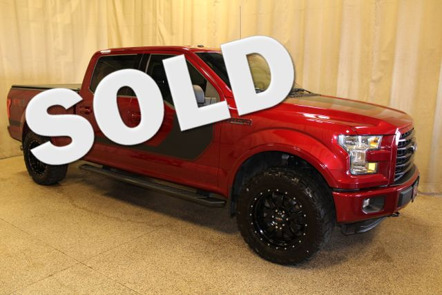 2016 Ford F-150 XLT Roscoe, Illinois 0
