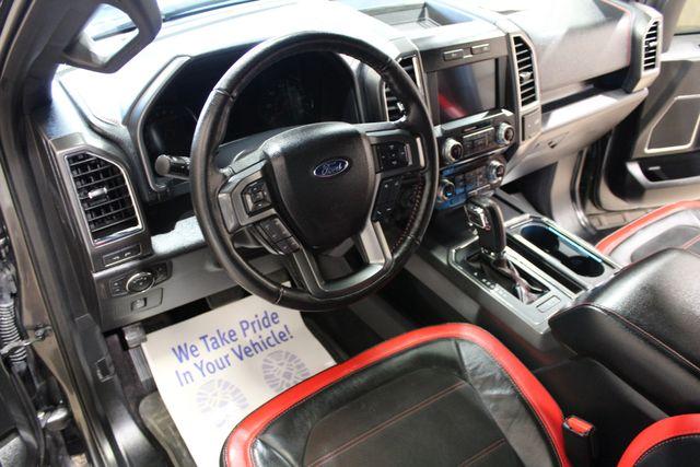 2016 Ford F-150 Lariat Roscoe, Illinois 15