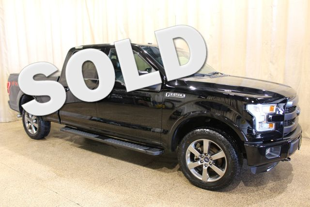 2016 Ford F-150 Lariat Roscoe, Illinois 0